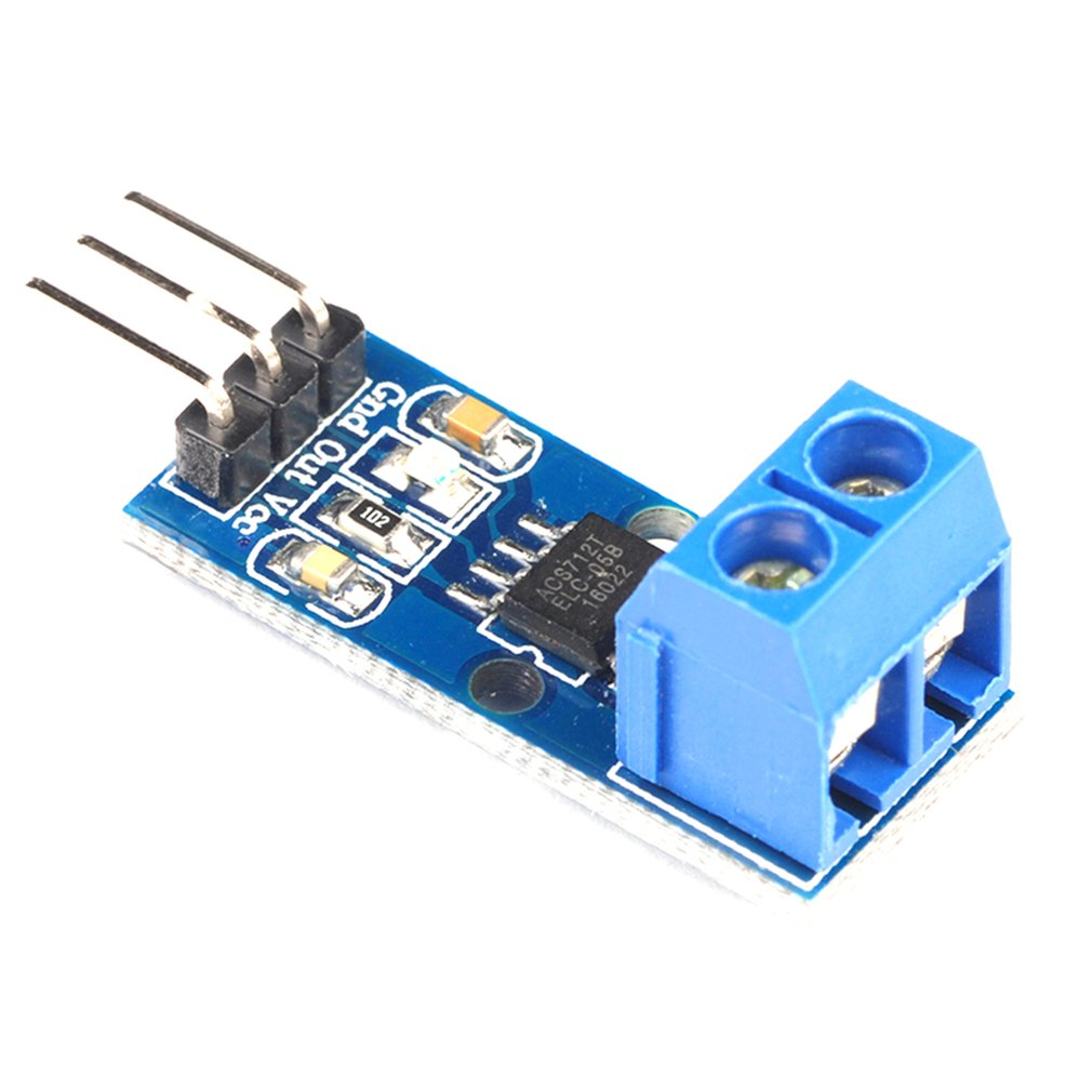 ACS712 5A 20A 30A Range Hall Current Sensor Module ACS712 Module For Arduino 5A 20A 30A