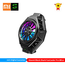 Black Shark FunCooler Pro Adjustable Cooling Fan untuk iPhone 11 Pro Max Huawei xiaoMi Redmi Note 8 9 Pro Ponsel USB Cooler(China)