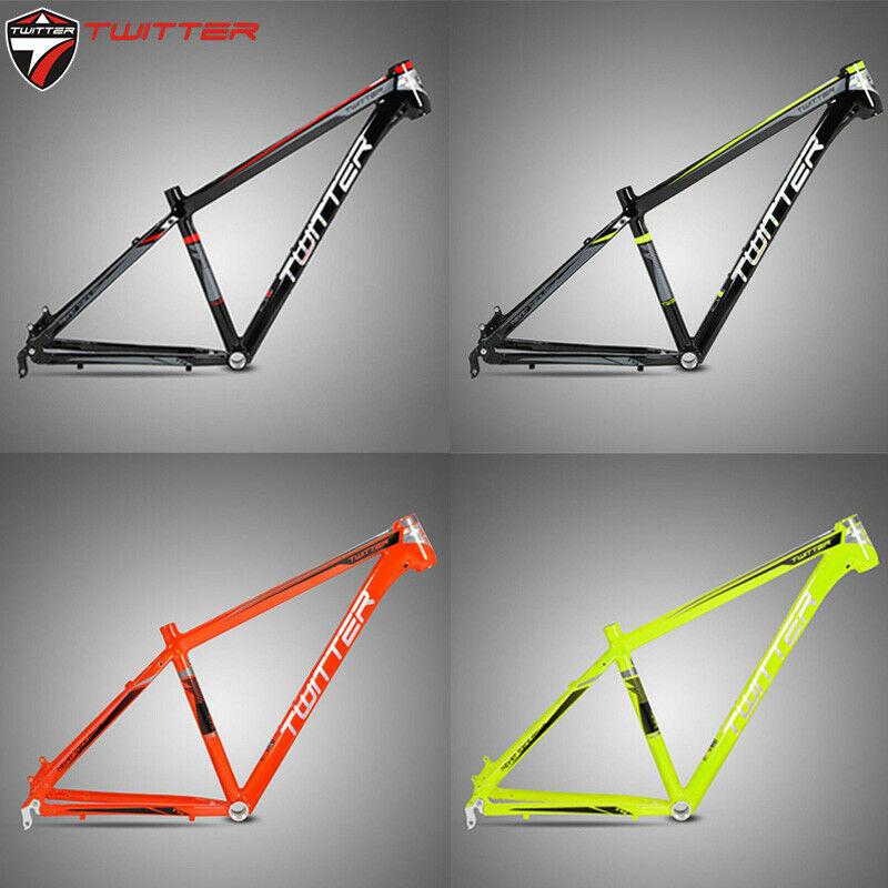 TWITTER MTB Frame 26/27.5er Mountain Bike Frame 15.5/16.5/17.5