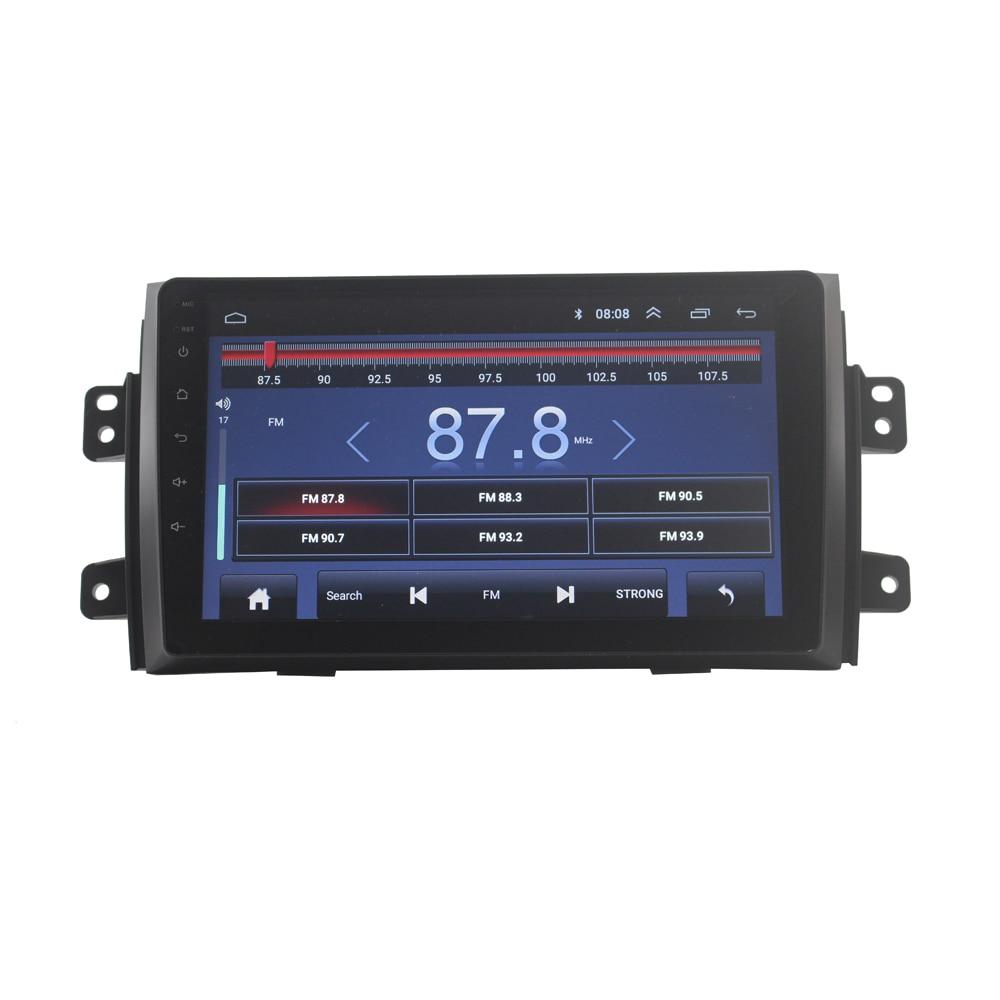 Image 3 - Android 9.1 4G wifi 2 din car radio for Suzuki SX4 2011 2016 for Fiat sedici 2006 2010 car dvd player autoradio car audio 2G 32G