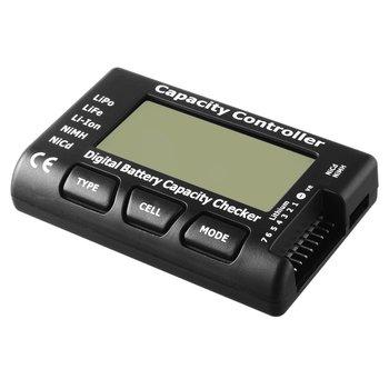 Universal RC CellMeter-7 Digital Cell Battery Capacity Checker For LiPo LiFe Li-ion Nicd NiMH Voltage Tester Checking