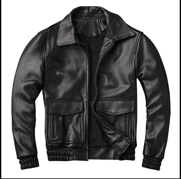 Free Shipping,2020 Sales New Casual Jacket.man Warm Genuine Leather Coat.quality Sheepskin Jackets.motor Jacket