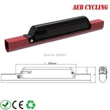 ID-Plus1000w Dorado de alta potencia para bicicleta eléctrica, tubo interior de 48V, 17,5ah, 16Ah, 14,5ah, 13Ah, para ncm moscow plus, 750w, 500w