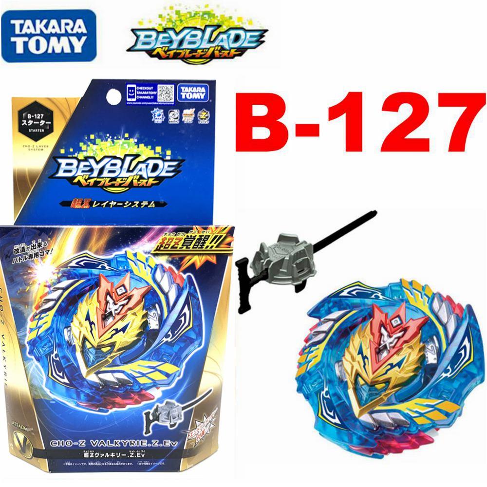 Takara Tomy Beyblade BURST B-127 Starter Cho-Z Valkyrie.Z.Ev