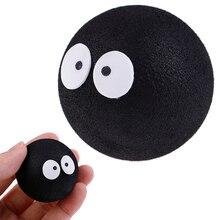 Toy Topper Aerial-Ball Car-Antenna Face Black Pen Decor Coal Popular 1x