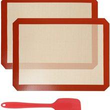 Pastry-Tools Baking-Mat Pad-Sheet Bakeware Kitchen Non-Stick silicone DIY 3pcs-Set