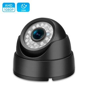 ANBIUX AHD CCTV Camera CMOS IR Cut Filter Microcrystalline IR Leds 1MP/1.3MP 2MP AHD Camera 720P 1080P Dome Security Camera