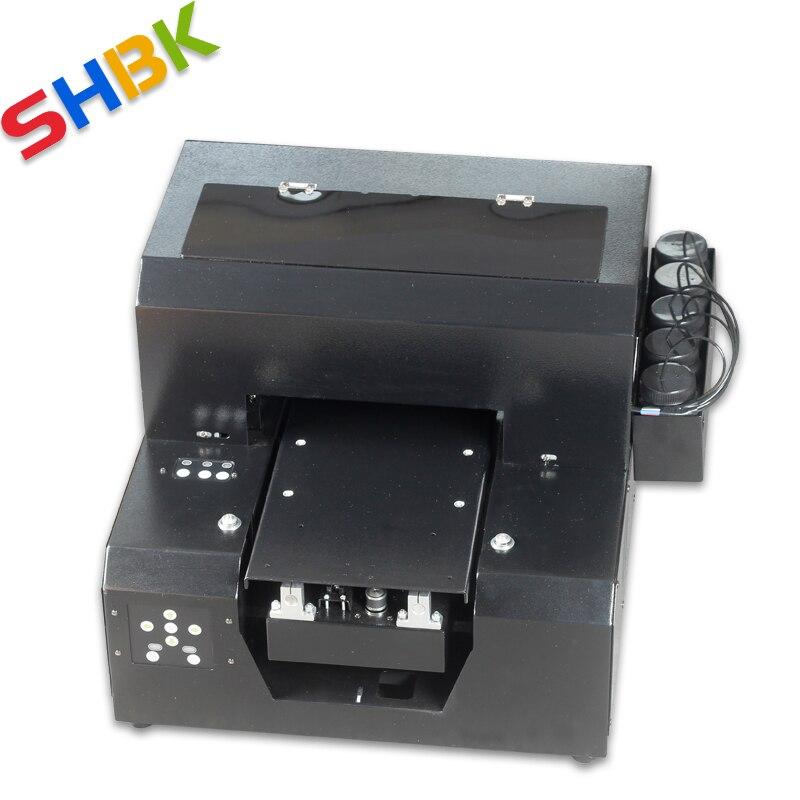 ¡Entrega Gratuita! 2020 nueva impresora UV de tamaño A4 mejorada para impresión de acrílico, plástico transparente, vidrio y material plano transparente. - 2