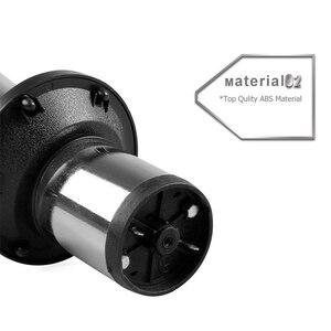 Image 5 - Bocina de aire GRT 12v, claxon de aire clásico cromado/negro/rojo para coche, furgoneta, camión, tren RV, bocina de alarma de barco automático