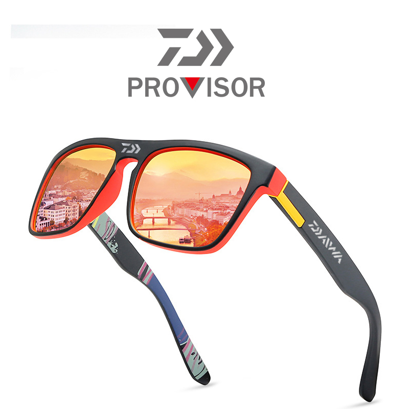 2020 Dawa Cycling Polarized Sunglasses Fishing Glasses Summer Outdoor Mountaineering Sports Sunglasses DAIWA Fishing Sunglasses
