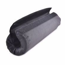 Fitness Weight Lifting Barbell Pad Supports Squat Bar Pull Up Sports Gripper Cover Protection