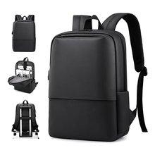 2020 neue Männer Business rucksack wasserdichte reise 15,6 Laptop Rucksack mode student schule Rucksäcke Digitale tasche Männlichen Mochilas