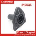 Оригинальный бренд новая коробка передач Сплит направляющая втулка ось сальник 210535 для Peugeot 206 207 307 408 Citroen C4 Picasso c4plas