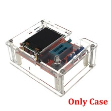 Case-Shell Transistor-Tester GM328 Acrylic Esr-Meter Only-Case for TFT Diode LCR PWM