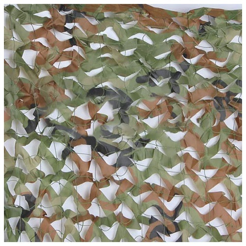 3m x 2m Woodland Camouflage Camo Net for hunting Camping Military Photography 3