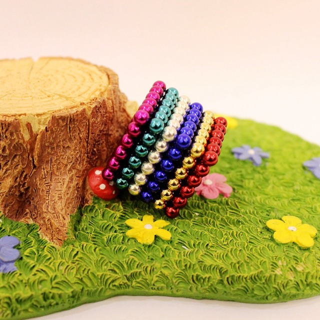 D4 Mixed 216 Beads