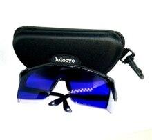 Лазер безопасность очки глаза защитные очки для красный лазер 650 нм 660 нм с коробкой