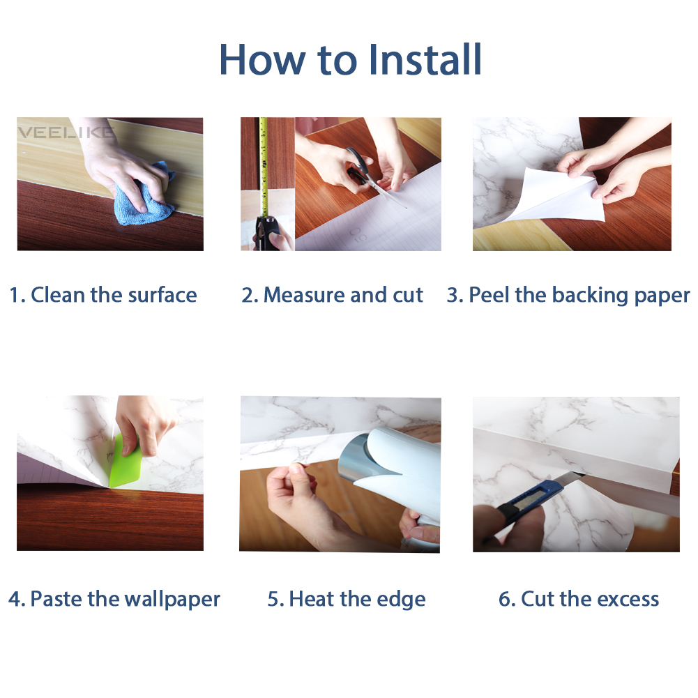 How to install the wallpaper