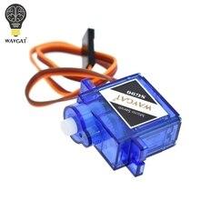 WAVGAT official Smart Electronics Rc Mini Micro 9g 1.6KG Servo SG90 for RC 250 4