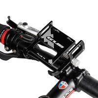 GUB Plus 15 supporto per telefono per bicicletta in lega di alluminio supporto per manubrio MTB per bici elettrica moto Scooter 3.5-6.5 pollici G81