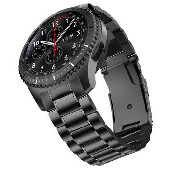 no Gaps Strap for samsung galaxy watch 46mm Gear S3 Frontier band correa for samsung Gear S3 Classic watchband pulseira bracelet