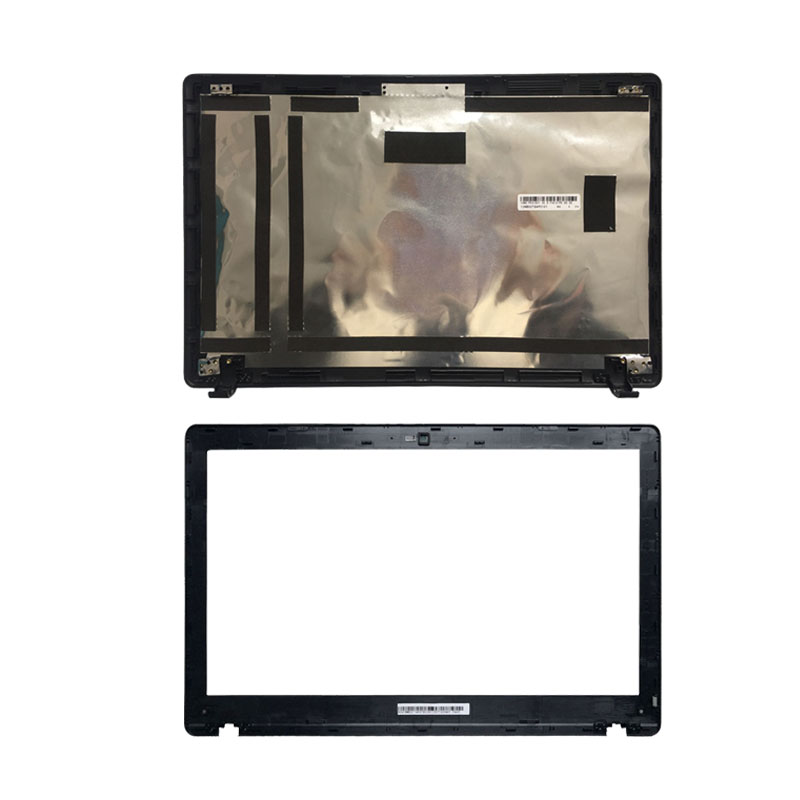 LCD Back Cover/LCD Front Bezel For ASUS X550 X550E X550C X550VC X550V A550 Y581C Y581L K550V R510V R510C R510L F550V F550C