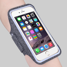Running Sport Mobile Phone Armband Case On Hand For Samsung S10 S9 S8 iPhone 11 X Xs Xr 8 Plus Huawei Phone holder Arm band
