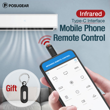Interface Usb-Adapter Infrared-Appliances-Adapter Rremote-Control Mobile-Phone TYPE-C