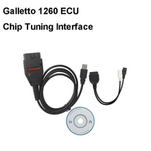 цены Galletto 1260 ECU Chip Tuning Tool EOBD/OBD2/OBDII Flasher Galleto 1260 ECU Flasher Programmer Scanner