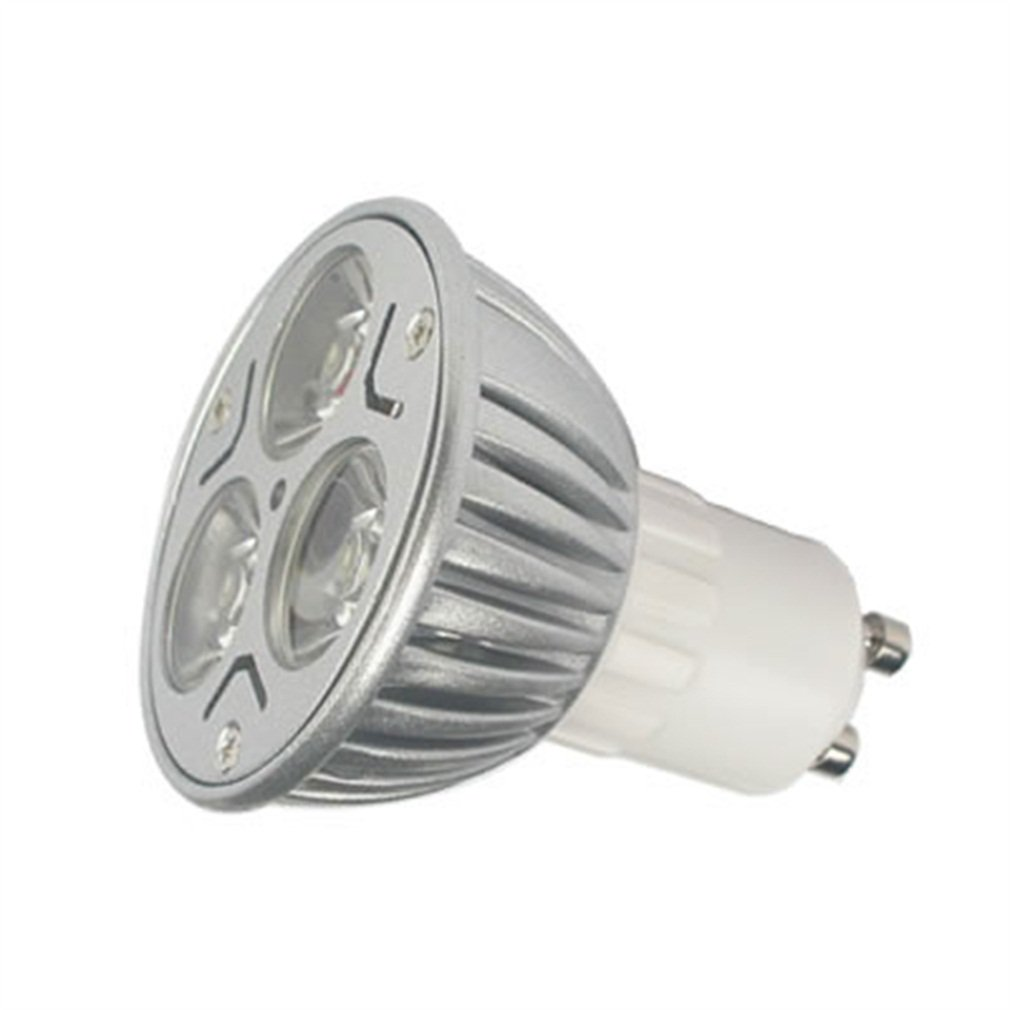 4 x GU10 3W 4W 5W 6W 9W LED SMD Spot Light Bulbs Day/Warm White High Power Exquisitely Designed Durable Gorgeous