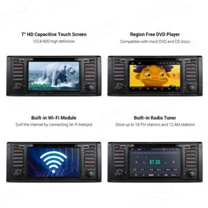 Image 3 - Xtrons Qualcomm Bluetooth 5.0 Android 10.0 PX6 Auto Stereo Radio Dvd speler Gps Voor Bmw E39 1995 2003 M5