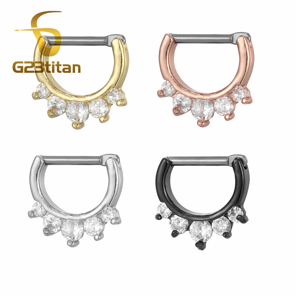 Septum Rings