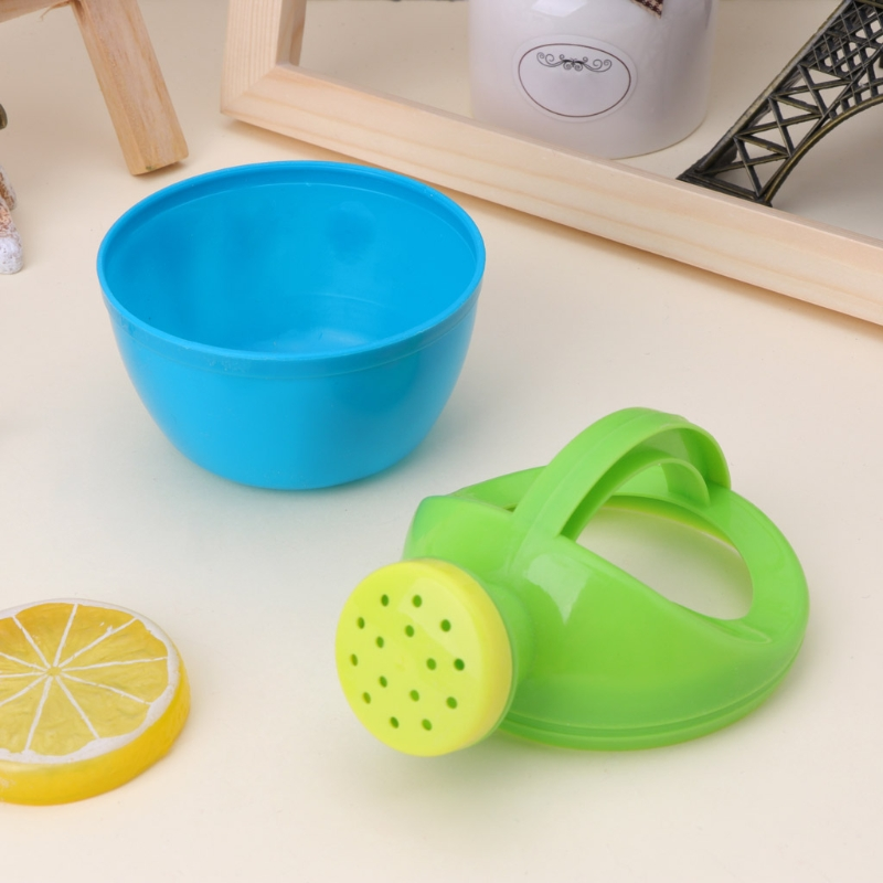 3pcs/set Children Sand Beach Toys Watering Can Set Bathing Playing Tools Simulation