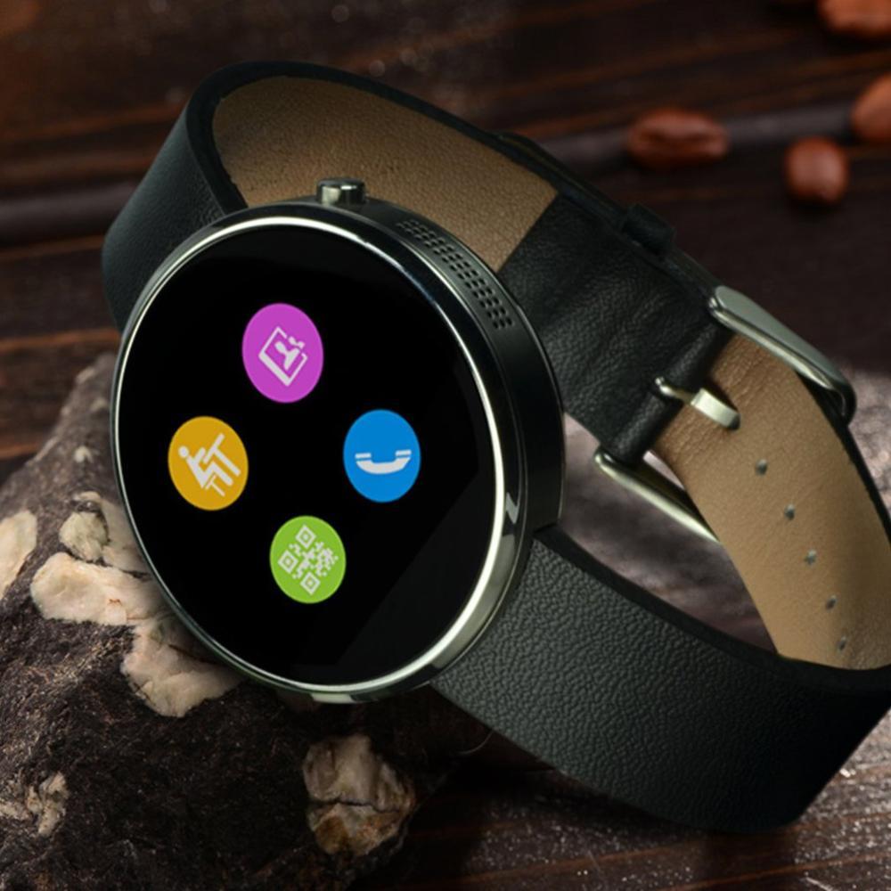 Dm360 preto à prova dwaterproof água relógio de pulso inteligente pedômetro cronômetro função anti perdida alarme inteligente lembrete sedentário - 5