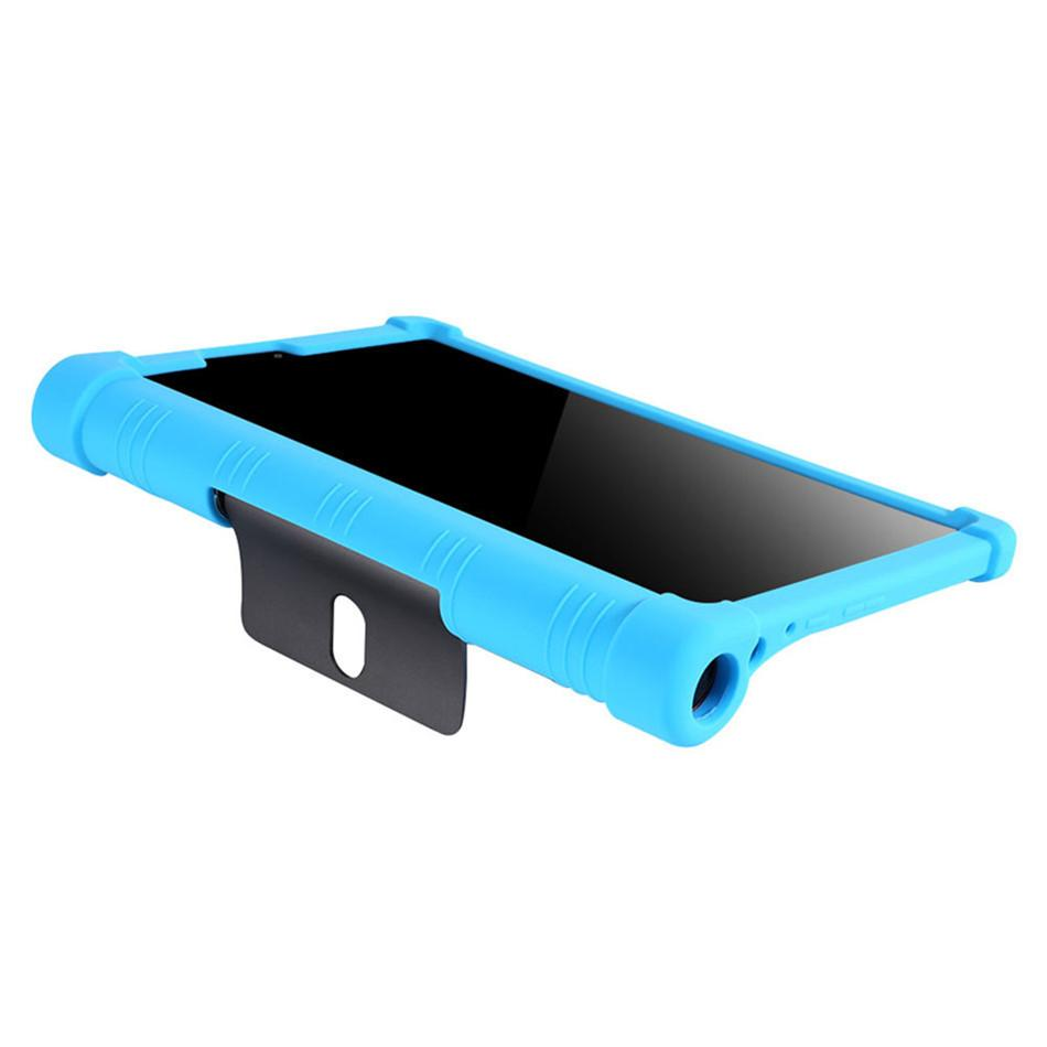 Shockproof Silicon Kids Stand Case For Lenovo Yoga Tab5 YT-X705F 2019 Tablet Cover For Lenovo Yoga Tab 5 Yt-x705f Funda CapaCase