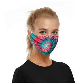 Creative painted printing masks ou