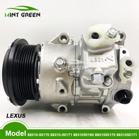 For Air Conditioning Compressor for Car LEXUS LS460 460 Auto AC Compressor 88310 50160 88310 50170 88310 50170 88310 50171
