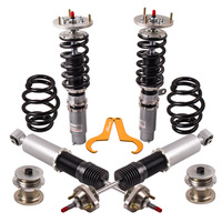 24 Ways Damper Coilovers for BMW 3 Series E46 Shock Absorbers Struts Spring Grey for 328 320 M3 Adjustable Height Coil Springs