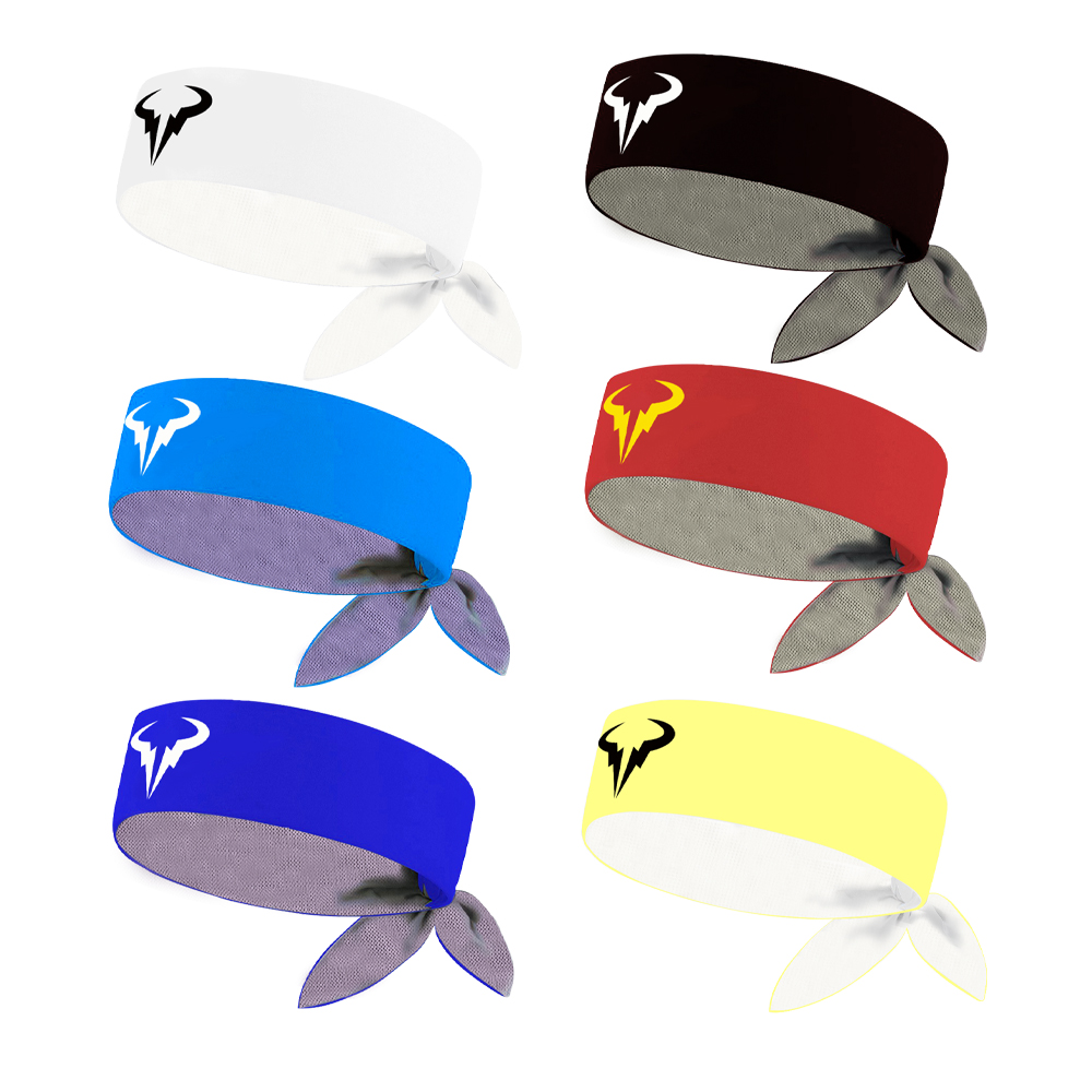 Nadal Sport Rapid Cooling Quick-Dry Ice Headband