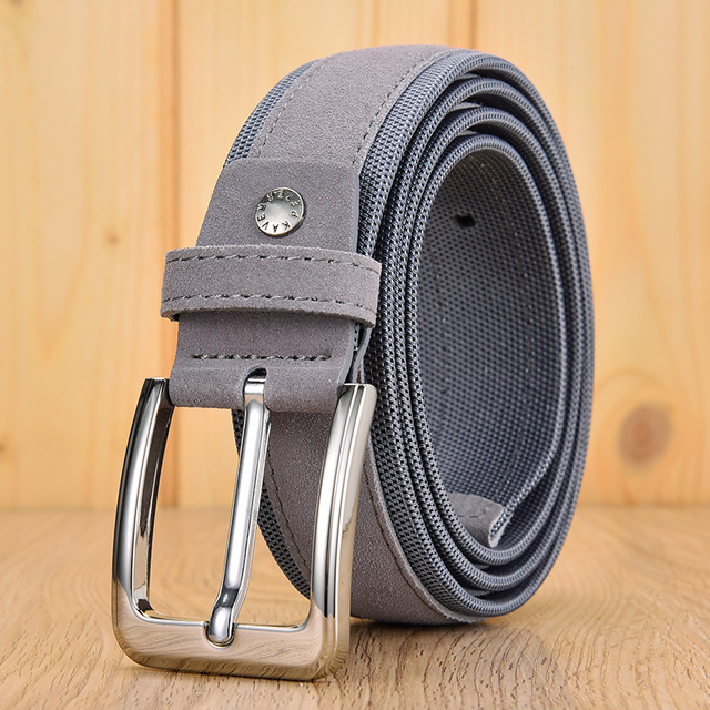 Suede Fashion Belt 8