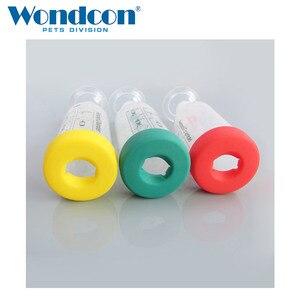 Image 5 - Wondcon Cámara de aerosol para animales domésticos, inhalador para asma, uso para el tratamiento del asma, cámara de aerosol para perros y gatos