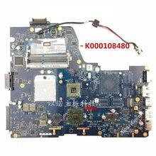 K000108480 para toshiba a660d a665d p750d p755d amd placa-mãe do portátil, categoria a