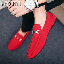 Spring Men Casual Shoes Flat Sh