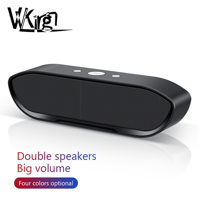 Portable Wireless Bluetooth Speaker Stereo big power MP3 Music MIC Subwoofer Speakers for iPhone Computer Bass Speaker Altavoz