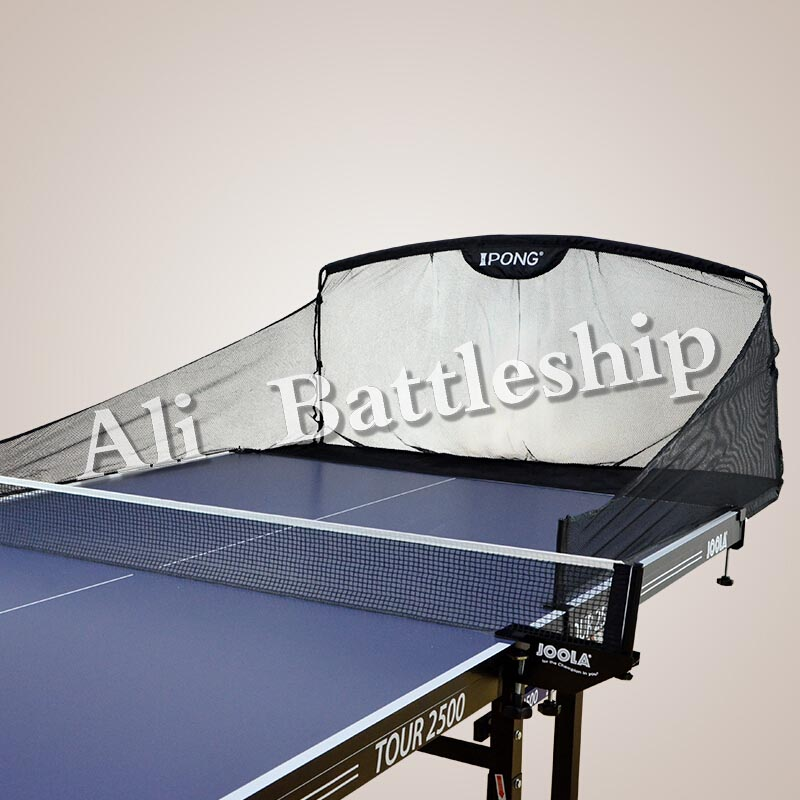 Table tennis balls catch net Original IPONG carbon graphite training professional ping pong ball robot collecting accessories