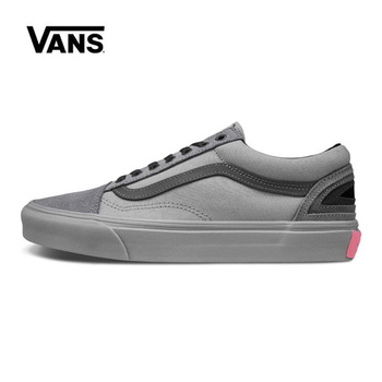 цена на Vans Old Skool Shoes Men Women Original Sneakers Unisex Skateboarding Vans Men Shoes VN0A4BV506G