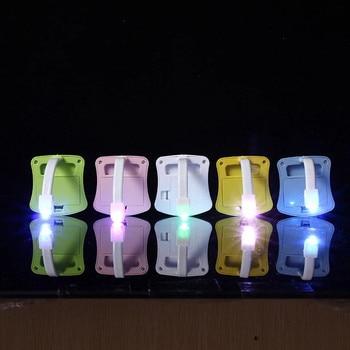 Colored Toilet Seat Night Light Smart PIR Motion Sensor LED WC Toilet Light 8 Colors Waterproof Backlight For Toilet Bowl yk2248 led toilet light sensor motion activated glow toilet bowl light up sensing toilet seat night light