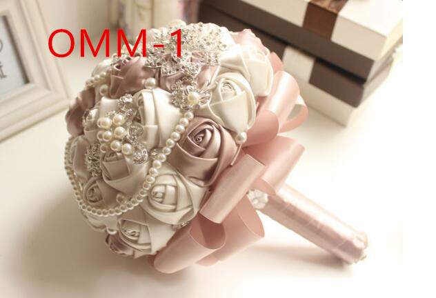 Wedding bridal accessories holding flowers 3303 OMM