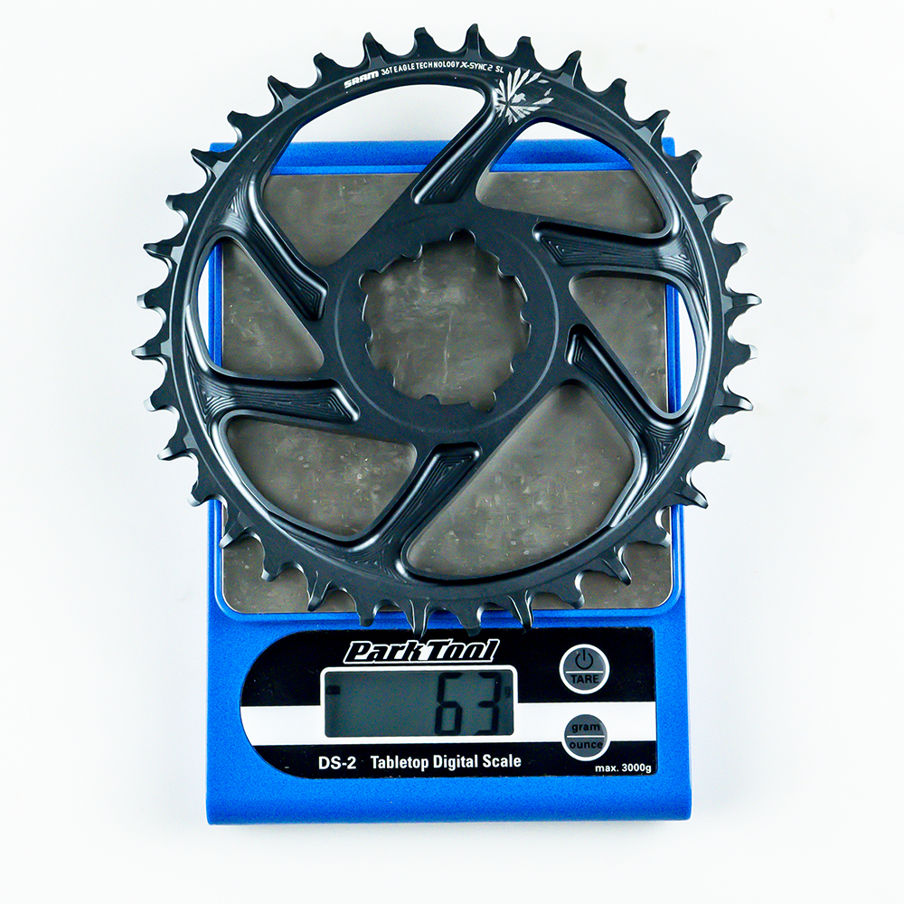 Sram GX Eagle X-SYNC 2 12S Direct Mount 34T Chainring 3mm Offset Boost xx1 x01