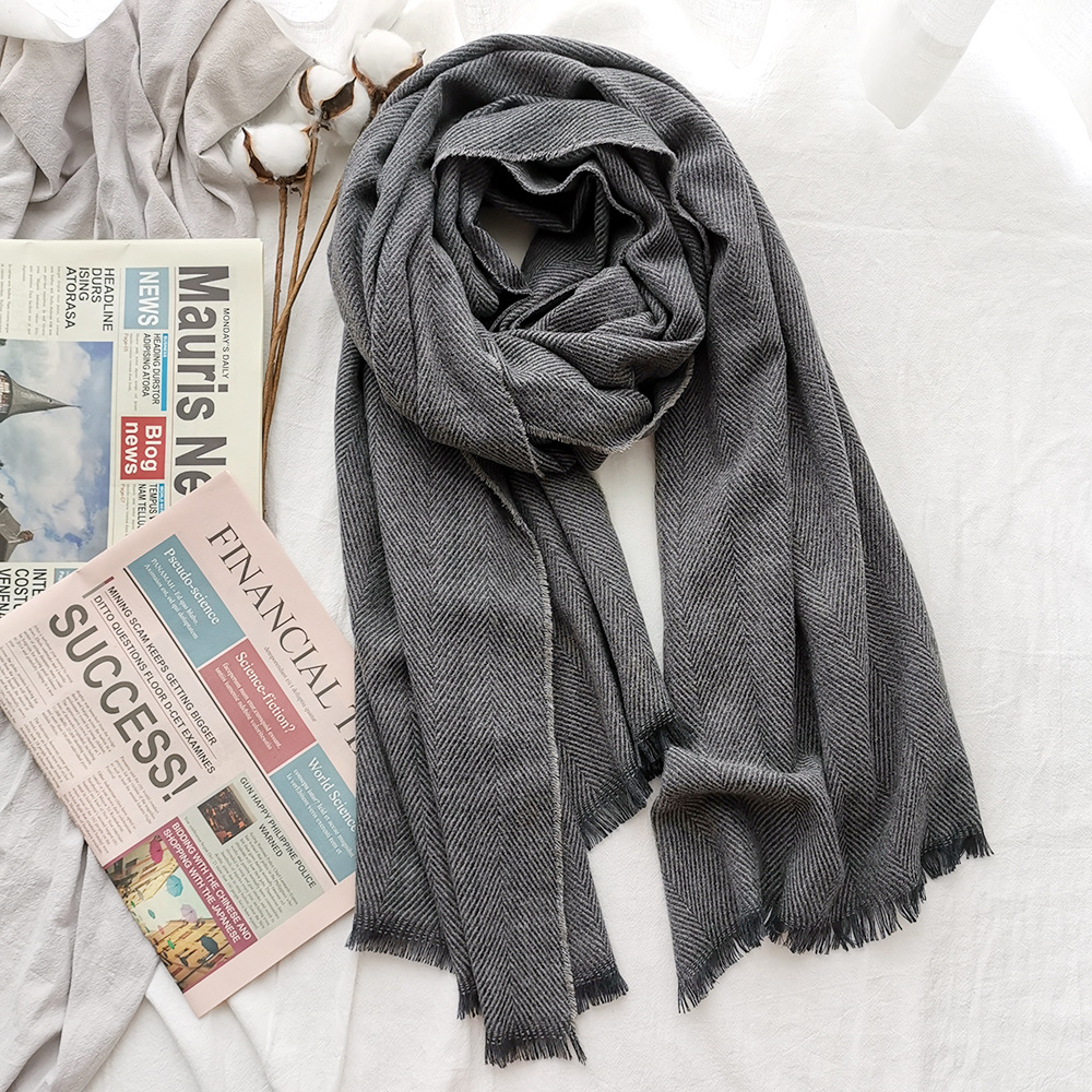 Fashion Long Warm Winter Scarf
